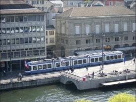 2011 - Stadtführung Zürich